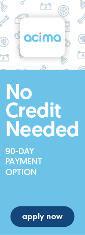 No Credit Needed. 90 Days Payment Option